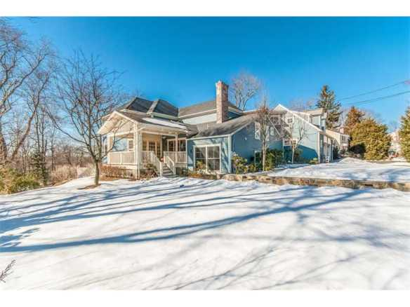 11 Pleasant View Place, $2.350M. Total renovation plus, .62 acres in the R-7 zone!