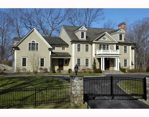 19 Thunder Mountain, off Greenwich's Riversville Road, $3.375M, now has deal.