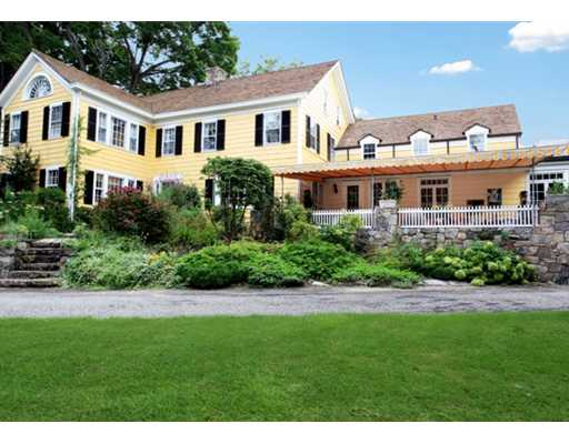 331 Round Hill Road, started at $4.1M, Sept. 2010, has now sold for $1.9M, a bargain.