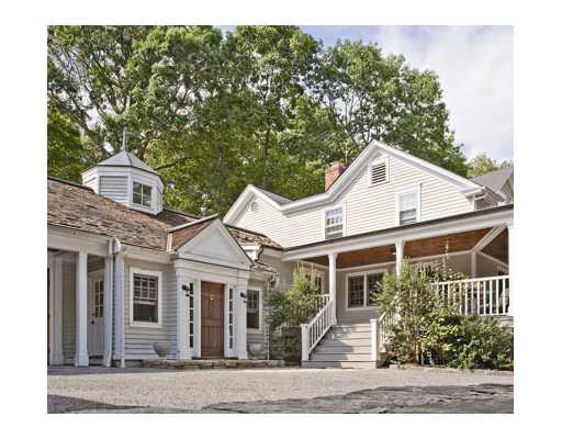 336 Stanwich Road, $2.195M, one of my favorites in this price range. List: Kathy Markby. Sell: Joann Erb.