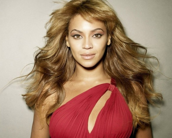 Beyoncé, certainly attractive, but so utterly vile. Pity.