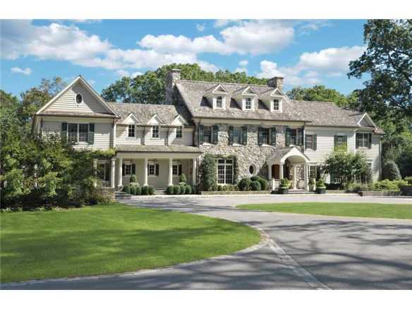 "75 Clapboard Ridge Road, $10.995M. As the French are fond of saying, ""Oooh, la lå!"""