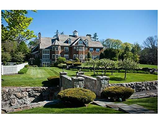 548 Stanwich Road, $6.8M, truly amazing compound, is among this week's deals. Listing broker Catherine Stahl.