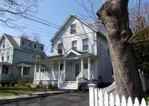 16 Webb Avenue, Old Greenwich, $1.078M. Only 800 feet from Old Greenwich train station. What's not to like?