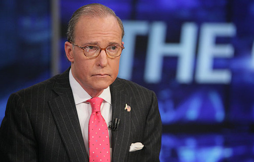 Larry Kudlow, talking about the morality of capitalism vs. the immorality of socialism. Saturday mornings WABC radio, 10:00 AM, 770 AM dial.