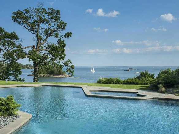 499 Indian Field Road, marked down from $190M to $140M.