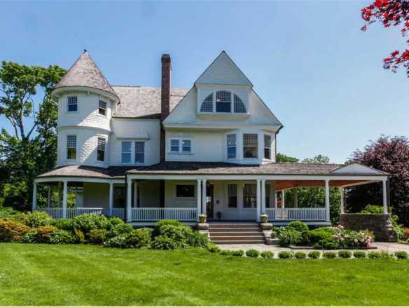 78 Mayo Avenue, in Greenwich's Belle Haven section, has a deal this week ($6.995M).