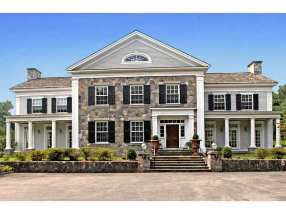 545 North Street, came on July 22. asking $6.495M. Well-priced, hence a reasonable time on the market. See how easy this can be?