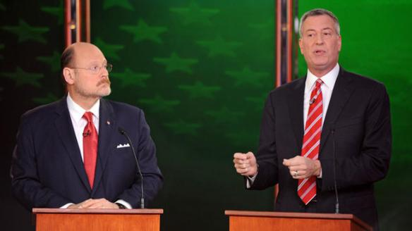 """Telemundo's Jorge Ramos asks: """"What reasons would you give to [illegal immigrants] to vote for you?"""" Guess what? They both happily answered the question!"""