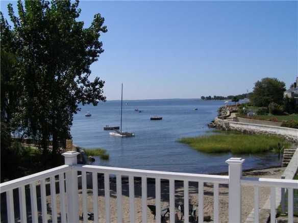 12 East Point Lane, Old Greenwich waterfront, $3.825M. Now bargain-priced?