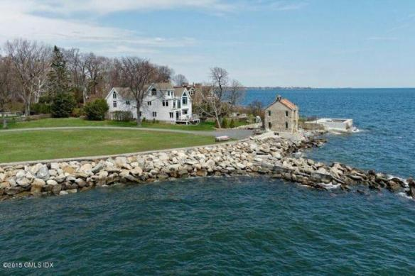 421 Ocean Drive West, Stamford, CT: so cool! Sells for $1.575M.