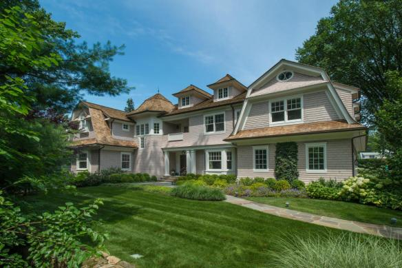 24 Field Road in Riverside. Started at $5.295M, now offered at $4.795M.