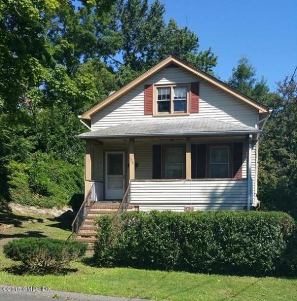 107 Halstead Avenue (way, w-a-a-ay west, mere inches from the Port Chester line, fetches $340,000!