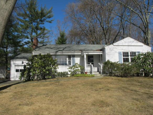 """39 Northridge Road, Old Greenwich, $799,000. Priced as 'dirt"""", so bring on the bulldozers!"""