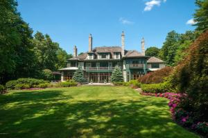 75 Conyers Farm Drive, closed a few weeks ago for $8,838,000.