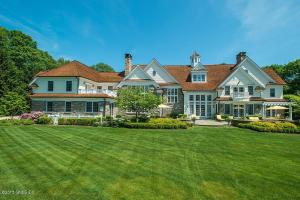 53 Lower Cross Road, closed in August for $7,550,000.
