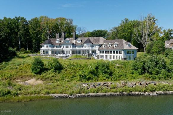 107 Indian Head Road, Riverside, closed today at $16.250M. Interior was largely finished, landscaping, no so much. List: Tamar Lurie Sell: Russ (who else?) Pruner